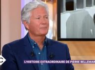 Mort de Pierre Bellemare : Son fils Pierre Dhostel craque en direct...