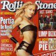 Une Portia de Rossi très sexy en couverture de Rolling Stone !