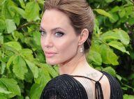 """Angelina Jolie de retour en """"Maléfique"""" : Elle s'éclate avec Elle Fanning"""