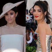 Meghan Markle : Sa nouvelle BFF Amal Clooney, son pilier à Londres