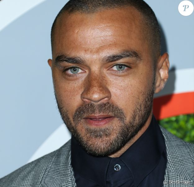 Jesse Williams à la soirée GQ Man of the Year au Chateau Marmont à West Hollywood, le 7 décembre 2017