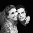 Julien Castaldi et Chiara le 5 mai 2018.