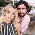 Brody Jenner et Kaitlynn Carter se sont mariés ce 2 juin 2018 en Indonésie.