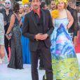 """Adrien Brody - People lors du """"Life Ball 2018"""" à Vienne, le 2 juin 2018."""