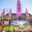 """Ambiance - People lors du """"Life Ball 2018"""" à Vienne, le 2 juin 2018."""