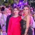 "Alexandra Daddario, Paris Jackson - People lors du ""Life Ball 2018"" à Vienne, le 2 juin 2018."
