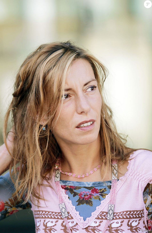 Kristina Rady à Bordeaux, le 31 août 2004.