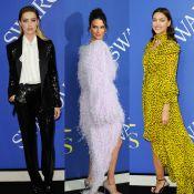Amber Heard : Scintillante, elle se mesure à Kendall Jenner et Irina Shayk
