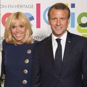 Brigitte Macron radieuse pour sa rencontre avec le Premier ministre d'Israël