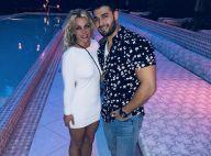 "Britney Spears : Week-end en amoureux avec Sam Asghari, sa ""moitié"""