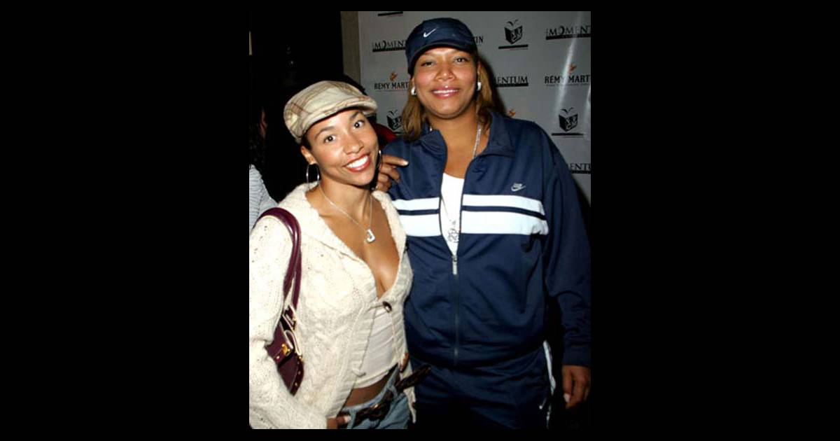 Queen Latifah et Jeanette Jenkins...