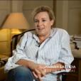 """Hélène Darroze, meilleure amie de Laeticia Hallyday, dans """"Johnny/Laeticia : à la vie à la mort"""", une enquête diffusée par BFMTV le 11 juin 2018."""
