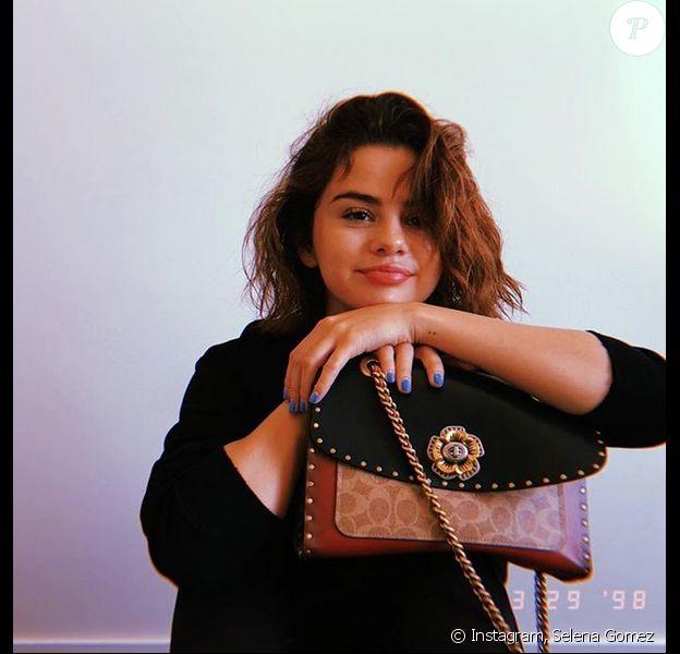 Selena Gomez. Mars 2018.