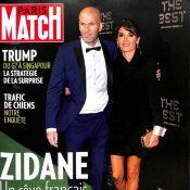 """Zinédine Zidane et sa femme Véronique : l'éducation """"normale"""" de leurs garçons"""
