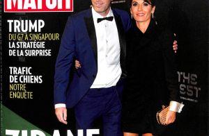 Zinédine Zidane et sa femme Véronique : l'éducation