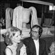 Jean Rochefort et Nicole Garcia
