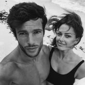 """Caroline Receveur enceinte et impatiente : Elle a """"hâte"""" d'accueillir Marlon"""