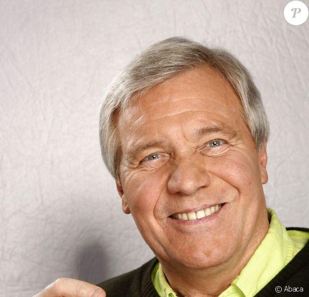 Bruno Masure, l'ancien présentateur du vingt heures de France 2 de 1990 à 1997