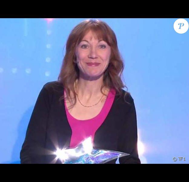 """Véronique dans """"Les 12 Coups de midi"""", TF1 en 2018"""