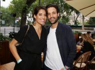 Laurie Cholewa et son mari Greg, amoureux complices pour une soirée gourmande