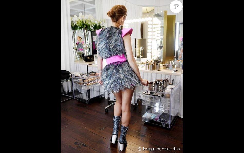 Celine Dion Paris Hotel