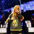 Céline Dion sur scène à Las Vegas le 22 mai 2018