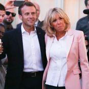 """Brigitte et Emmanuel Macron : Fête de la Musique """"historique"""" à l'Élysée"""