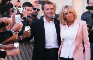 Brigitte et Emmanuel Macron : Fête de la Musique