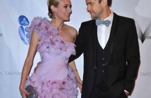 Diane Kruger et Joshua Jackson : élégants et... très complices avant d'aller danser !