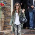 Ashley Tisdale, supra tendance dans son look néo-grunge !