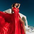 Nabilla en voyage en Grèce - Instagram - juin 2018