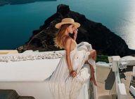 Nabilla divine en voyage en Grèce, elle fait sensation sur la toile !