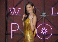 Bella Hadid pose topless en couverture de Vogue