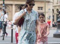 Katie Holmes : En visite avec Suri à Paris loin des rumeurs de rupture...