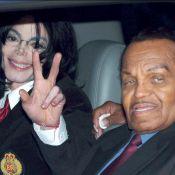 Michael Jackson : Son père controversé Joe enterré non loin de lui...