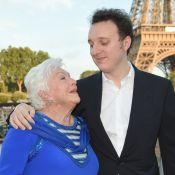 Martin Chirac : L'invité très spécial des 90 ans de Line Renaud...