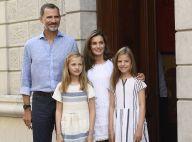 Leonor et Sofia d'Espagne : Les filles de Felipe et Letizia envoyées en colo