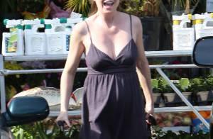 Ellen Pompeo : oh le joli ventre rond ! C'est sûr, elle est bien enceinte !