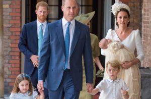 Baptême du prince Louis : Charlotte de Cambridge lui vole (presque) la vedette !