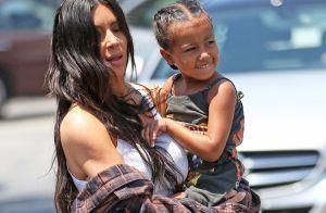 Kim Kardashian et sa fille North : Première campagne mode pour Fendi