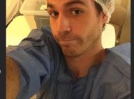 """Axel Huet (En Famille) hospitalisé : """"Direction le bloc pour moi !"""""""