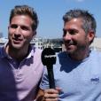 """Ludovic et Samuel, participants de """"Pékin Express : Itinérance Bis"""", en interview exclusive avec """"Purepeople.com"""""""