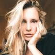 Ilona Smet, fille de David Hallyday et Estelle Lefébure, et jeune mannequin émérite.