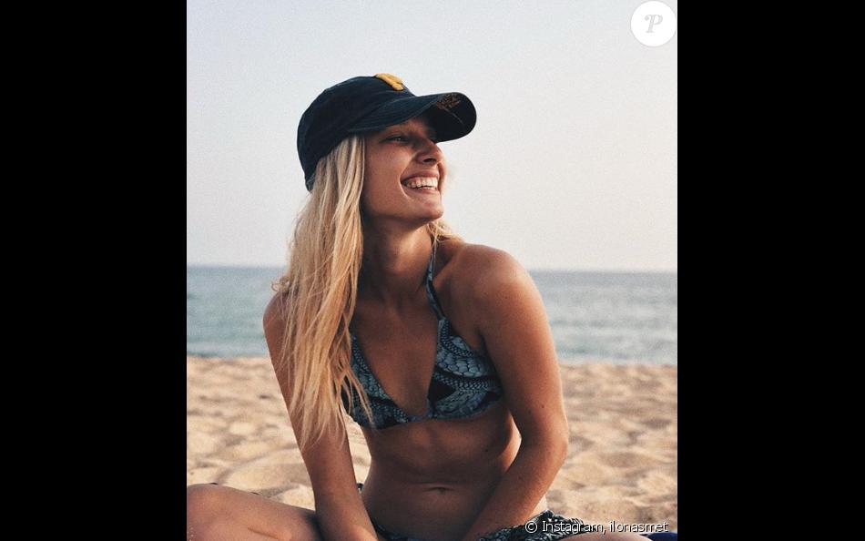 Ilona Smet sur Instagram, le 27 juin 2018.
