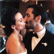 """Jade Leboeuf a """"dit oui"""" à Stéphane (SS7) et dévoile les photos de son mariage"""