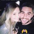 Emma (Mariés au premier regard) évoque sa rupture avec Florian sur Instagram. Mars 2018.