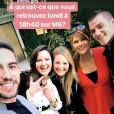 """Emma et Florian (Mariés au premier regard) feront une apparition dans """"Chasseurs d'apparts"""" sur M6 le 16 juillet 2018."""