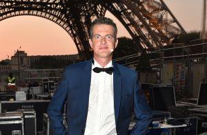 Laurence Ferrari amoureuse de Renaud Capuçon : Leur baiser devant la tour Eiffel