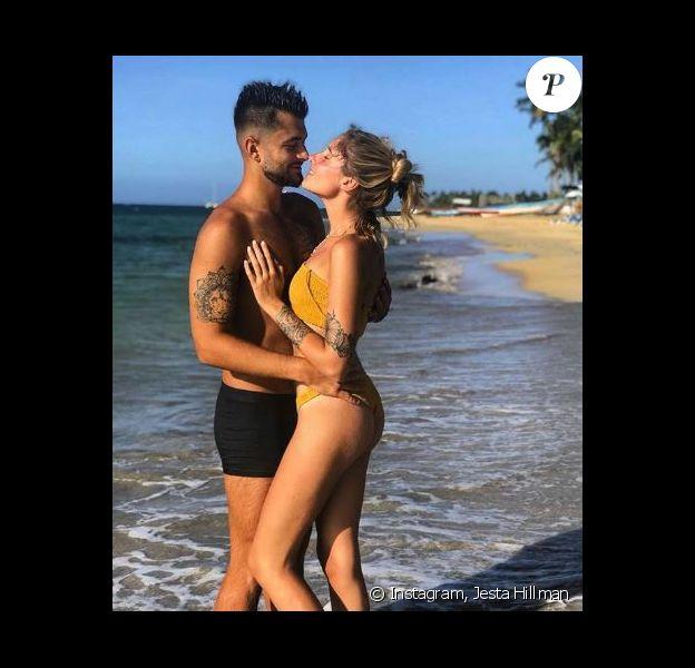 Jesta et Benoît (Koh-Lanta) - Instagram, juin 2018