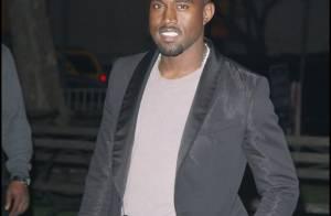 Kanye West sans sa sulfureuse copine... un séduisant dandy parmi d'autres pour la soirée Vanity Fair à New York !